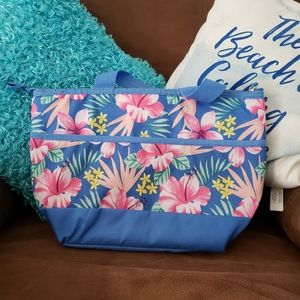 Igloo Insulated Floral Hibiscus Cooler Tot…